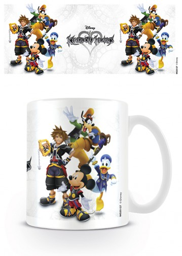 Kingdom Hearts - Group
