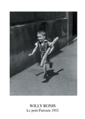 Kinder - Junge In Paris, Willy Ronis