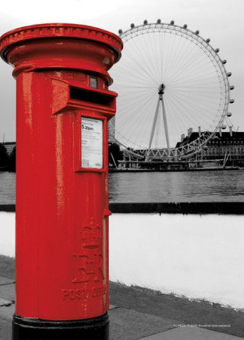 London - Red Letterbox