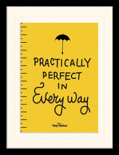 Mary Poppins - Practically Perfect