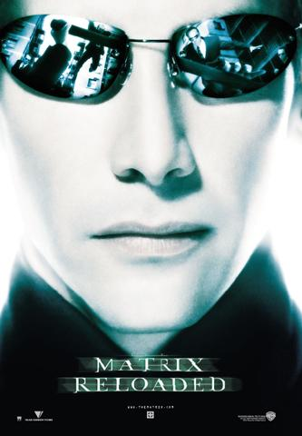 1d1f0503e The Matrix - Reloaded, Neo, Sunglasses - Oversized Posters - buy ...