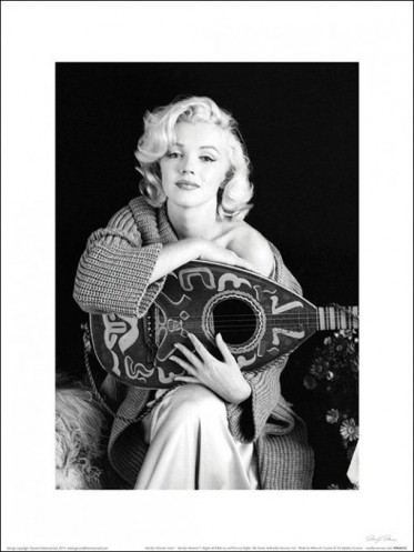 marilyn monroe loved by you kunstdrucke online im shop von 1art1 kaufen. Black Bedroom Furniture Sets. Home Design Ideas