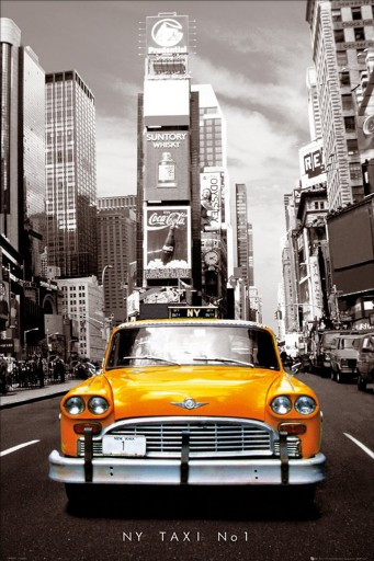 New York - Taxi No.1