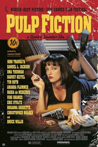 Pulp Fiction - Film Score By Quentin Tarantino