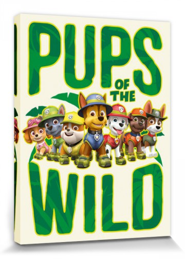 Paw Patrol - Pups Of The Wild