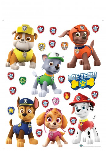 Paw Patrol - Ultimate Rescue One Team