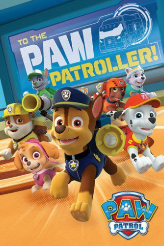 Paw Patrol - To The Paw Patroller