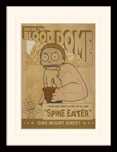 Rick And Morty - Enter The Blood Dome