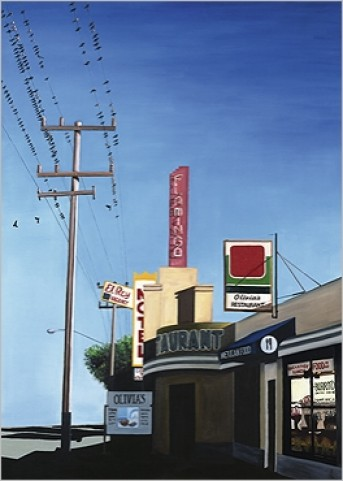 Restaurants - Salinas, Aviva Brooks