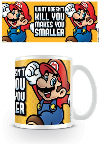 Super Mario - Makes You Smaller, Super Mario Bros.