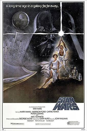 Star Wars - Episode IV, A New Hope