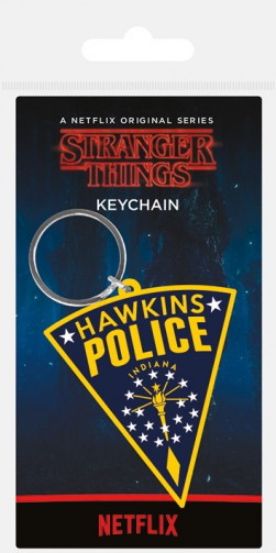 Stranger Things - Hawkins Police Patch