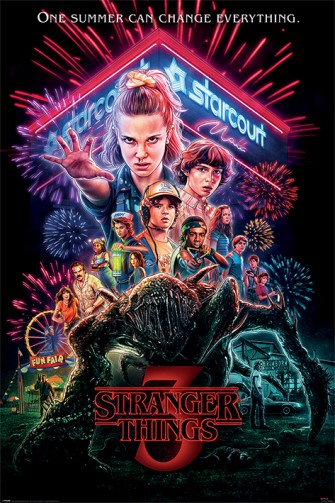 Stranger Things - Summer Of 85