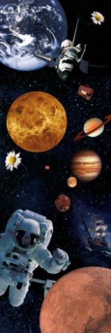 Space And Universe - Space And Fantasy, 1 Part