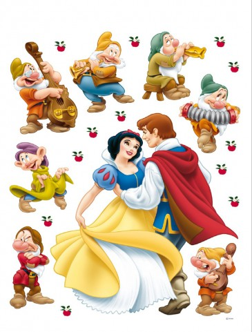 Snow White And The Seven Dwarfs - Snow White And Her Prince