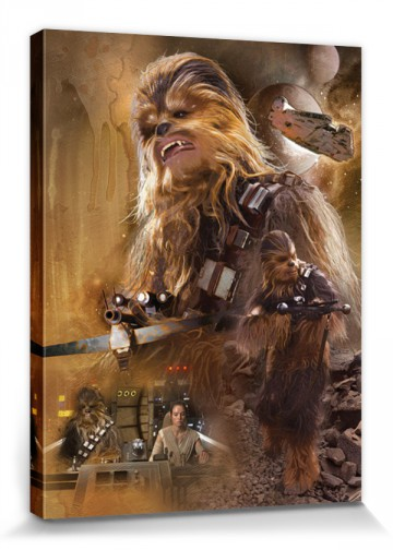 Star Wars - The Force Awakens Episode VII, Chewbacca