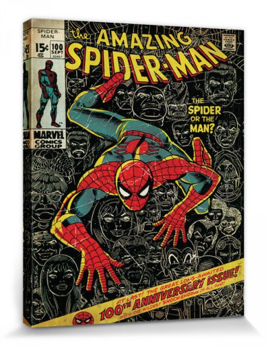 Spider-Man - Die Spinne, Marvel Comics
