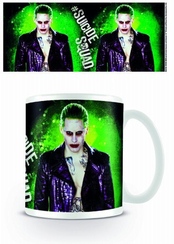 suicide squad le joker tasses acheter des posters sur le site de 1art1. Black Bedroom Furniture Sets. Home Design Ideas