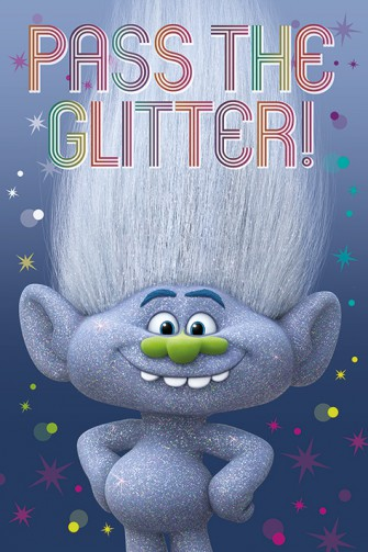 Trolls - Pass The Glitter
