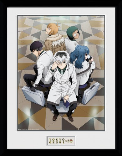 Tokyo Ghoul - Re, Quinx Squad