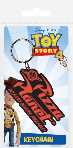 Toy Story - 4, Pizza Planet