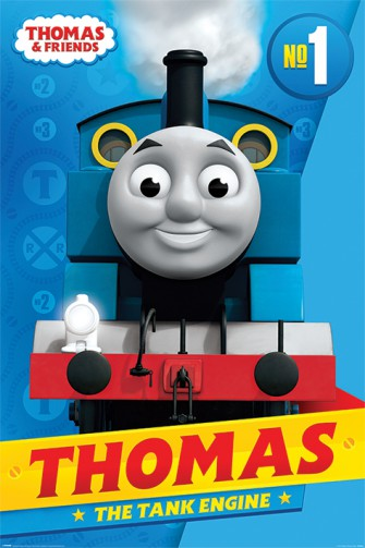 Thomas, Die Kleine Lokomotive - Thomas The Tank Engine