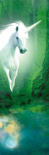 Unicorns - Unicorn In The Magic Green Forest, 1 Part