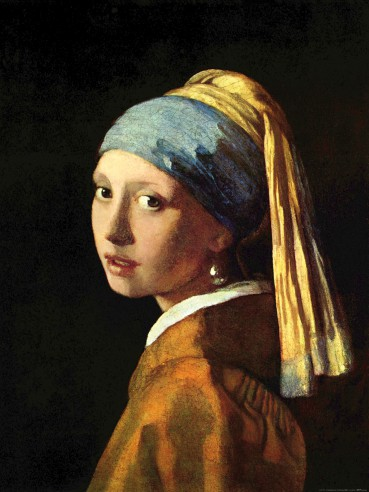 girl with a pearl earring literary elements