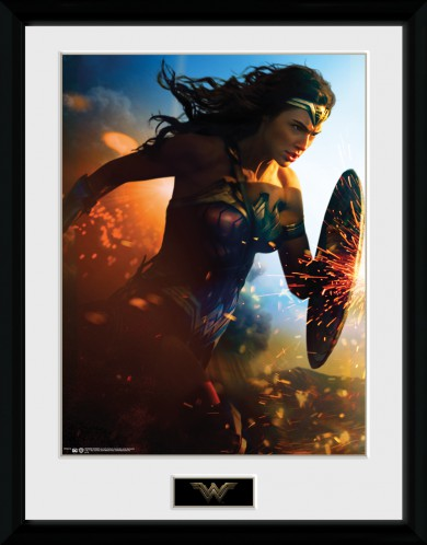 Wonder Woman - It Is Our Sacred Duty To Defend The World