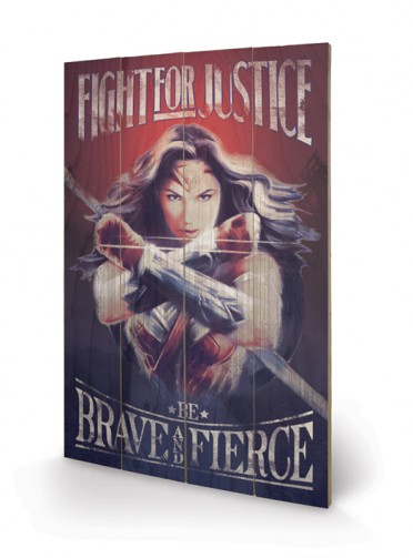 Wonder Woman - Fight For Justice