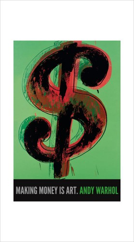 Andy Warhol - $1, 1982 (special Edition)