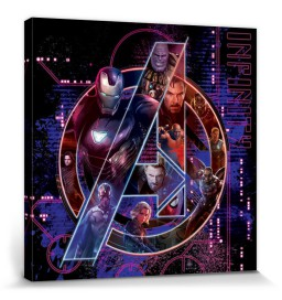 The Avengers - Infinity War, Icon Characters