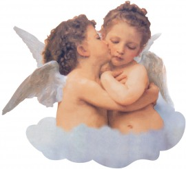 Angels - The First Kiss, 1882