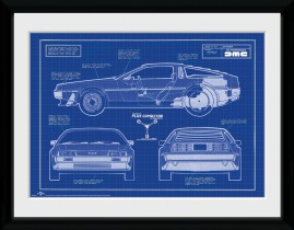 Back To The Future - Blueprint