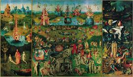 Hieronymus Bosch - Garden Of Earthly Delight