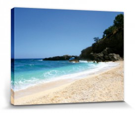 Beaches - Sardinia, Deep Blue Sky And Turqoise Sea