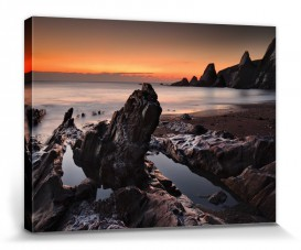 Beaches - Westcombe Bay, Devon, David Clapp