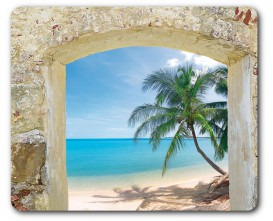 Beaches - Stone Wall With Splendid View To A Dream Beach