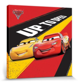 Cars - 3, Up To Speed
