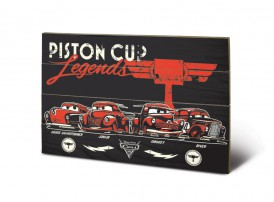 Cars - 3, Piston Cup Legends
