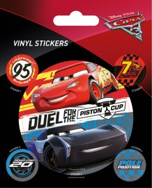 Cars - 3, Duel For The Piston Cup