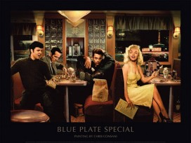 Chris Consani - Blue Plate Special
