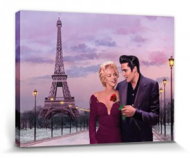 Chris Consani - Sonnenaufgang In Paris, Marilyn Monroe Und Elvis Presley