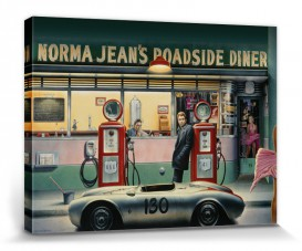 Chris Consani - Destiny Highway, Norma Jean's Roadside Diner