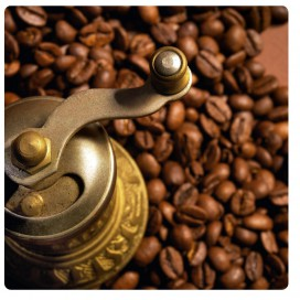 Coffee - Coffee Beans, Mill
