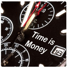 Horloges - Time Is Money