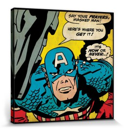 Captain America - Now Or Never