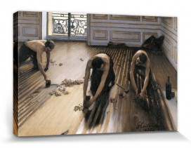 Gustave Caillebotte - The Floor Scrapers, 1875