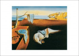 Salvador Dali - The Persistence Of Memory, 1931