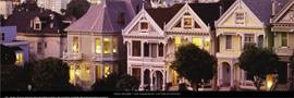 Chad Ehlers - San Francisco, Victorian Houses